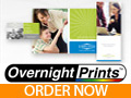 Free Samples @ Overnight Prints